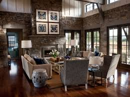 Western Living Room Decor Rustic Western Living Room Interior Decor Style Custom Home Design