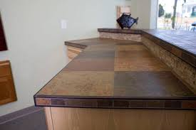 breathtaking granite tile countertop 13