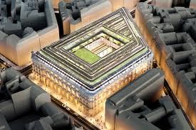 Repurposing Dominique Perrault Architecture Repurposing Of La Poste Du Louvre