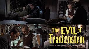 Image result for images of the evil of frankenstein