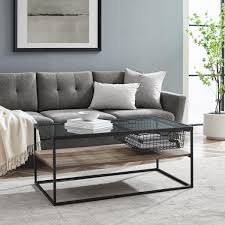 welwick designs mesh 42 in gray wash