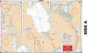 Lower St Johns River Navigation Chart 37s