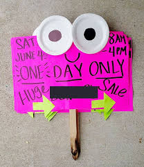 Make A For Sale Sign 9 Garage Sale Tips For The Most Successful Garage Sale Ever
