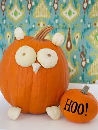 Small Pumpkin Painting Cute Owl Pumpkin Hgtv