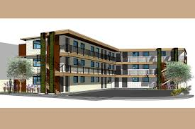 Apartment Complex Architecture For Creative Modern And Luxury. architecture  residential drafting and design. architectural