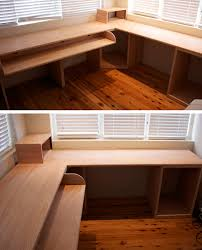 custom made office desks. custom made plywood sound desk office desks