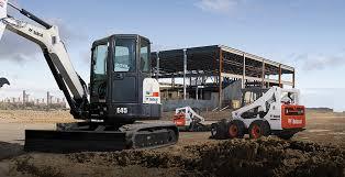 Equipment Sales, Service, Rentals: Bobcat, Takeuchi, Bandit ...