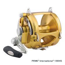 Penn International 130 Dual Motor