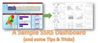A Sample Ssrs Dashboard And Some Tips Tricks Some Random