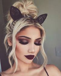 pretty cat makeup