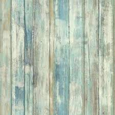 blue barn wood. Peel N Stick Wallpaper Decor The Home Depot Sq Ft Blue Distressed Wood And Barn
