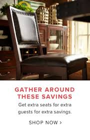gather around these savings shop now