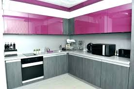 Modern Kitchen Cabinets Colors Lime Plum And Aqua Kitchen Color