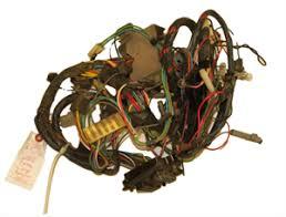 dash wiring harness 1962 cadillac