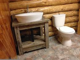 rustic double sink bathroom vanities. Full Size Of Bathroom: Rustic Bathtub Wildlife Bathroom Decor Vintage Vanity Reclaimed Wood Double Sink Vanities