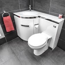 vanity and sink combo. Delighful And Combination Unit Toilet Sink Bathroom Vanity Cabinet White Glass Basin  SoftClose For And Combo N
