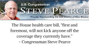 Would Congressman Pearce keep his $427 million health care promise as  Governor?   by Colin Baillio   Medium