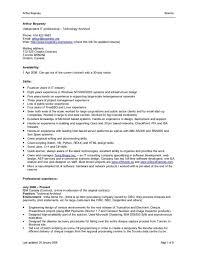 Resume Format Download For Freshers Bcom