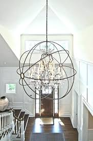 two story foyer chandelier 2 story foyer chandelier 2 story foyer chandelier dimensions pertaining to designs
