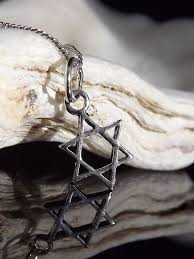 details about sterling silver 925 small star of david pendant 16 18 20 necklace chain uk