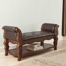 unique ashley furniture bedroom benches