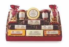hickory farm gift baskets