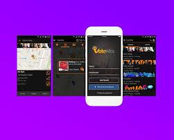 Votemix Party App Freelancer