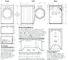washer dryer dimensions. Beautiful Dryer Washer And Dryer Measurements Standard Size  Dimensions With Washer Dryer Dimensions 0