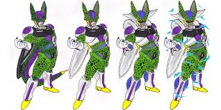 4th form frieza cell frieza absorbed and cooler absorbed by dbz2010 on deviantart