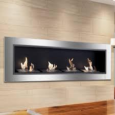 accalia wall mount ethanol fireplace