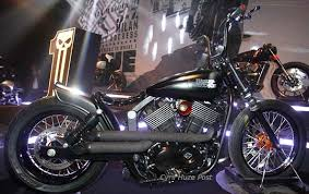 harley davidson street 750 and 500 3 street custom concepts