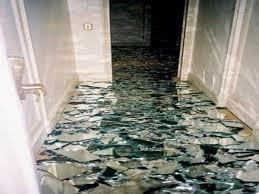 shattered mirror floor broken mirror tiles tile design ideas