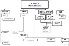 Organizational Chart Of Engineering Department