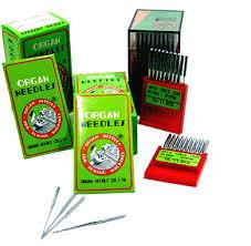 Organ Industrial Sewing Machine Needle System 134r 135 X 5