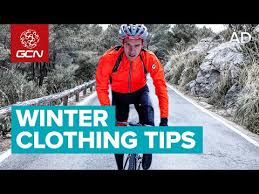 How To Stay <b>Warm Cycling</b> In <b>Winter</b> - YouTube