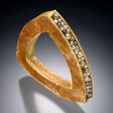 this bangle bracelet is one of the fine jewelry designs by keith lewis who