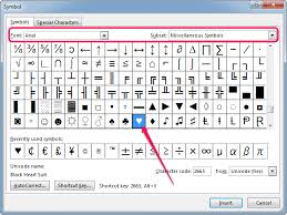 Microsoft Word Hearts Heart On Word Magdalene Project Org
