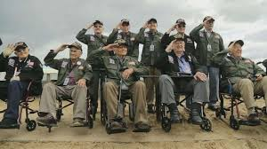 Catching up with World War II veterans a year afte - English -  www.abdpost.com Amerika'dan Haberler
