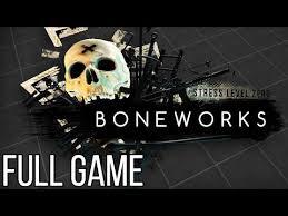 BONEWORKS Full Game Walkthrough - No Commentary ...