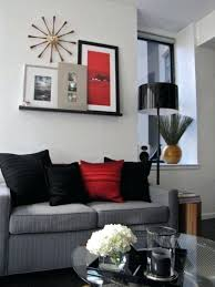 impressive designs red black. Red And Grey Bedroom Ideas Impressive Designs Black Bright Gray Living Room R
