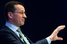 His academic background was that of a theoretical physicist. Mateusz Morawiecki Eu Completely Misunderstood The Situation New Europe
