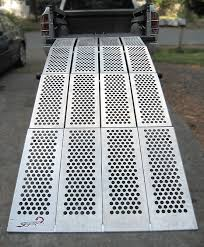 Pickup Truck Ramps For Lawn Mowers Extra Large Service Ramps ...