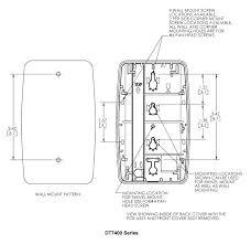 dt7450 dt7450c dt7450 mic alarm pir sensor wiring diagram at Honeywell Pir Sensor Wiring Diagram