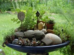 fairy gardening. It Would Be Lovely To Have Fairies In A Little Fairy Garden. Love The Additional Gardening E
