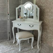 classic white bedroom furniture. dressing table triple mirror and stool bedroom furniture set classic white range t