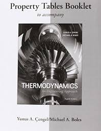 9780077624774: Property Tables Booklet for Thermodynamics: An ...