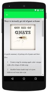 Get Rid Of Gnats 1 1 Apk Download Android Education Apps
