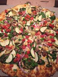 photo of round table pizza san go ca united states gourmet veggie
