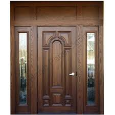 wood door frame design. Simple Door Ash Wood Door With Frame And Design I