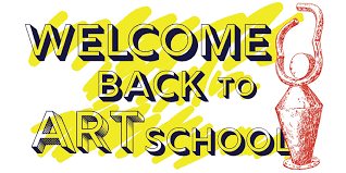 Welcome Back Graphics Welcome Back To Art School Lawrence Arts Center